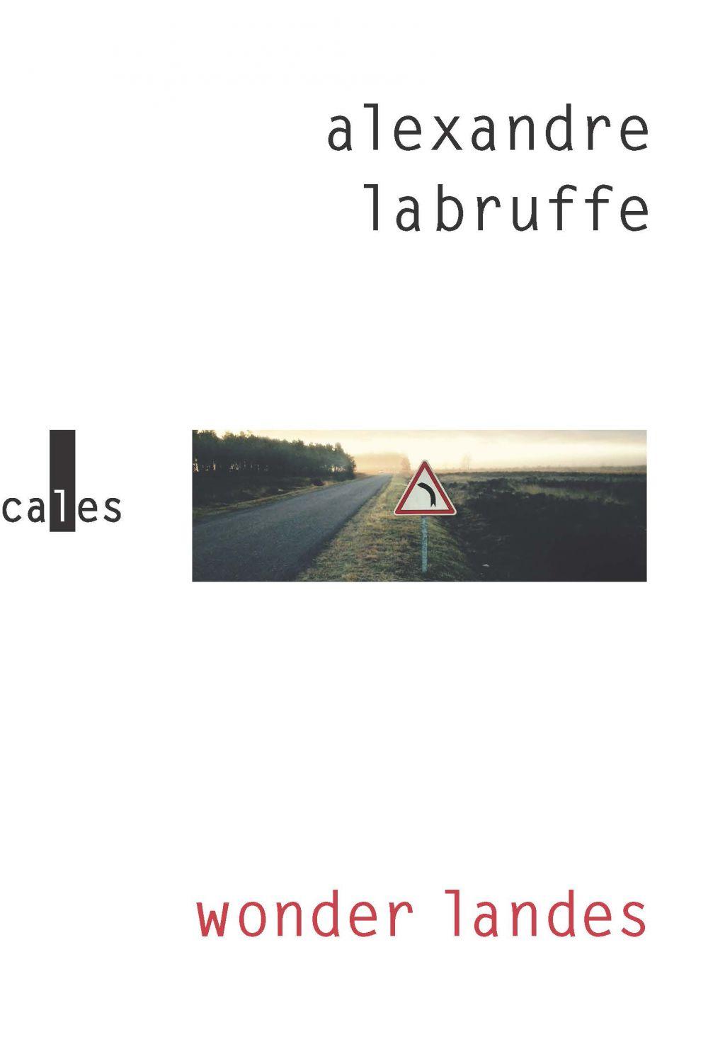 Wonder Landes | Labruffe, Alexandre (1974-....). Auteur