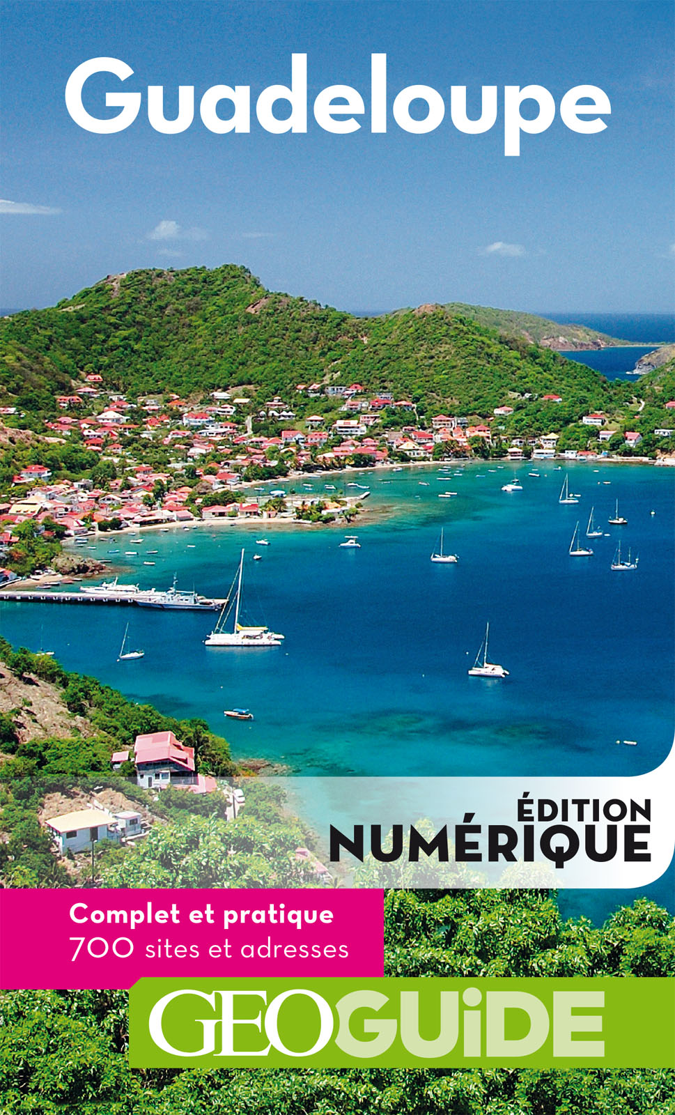 GEOguide Guadeloupe | Collectif,