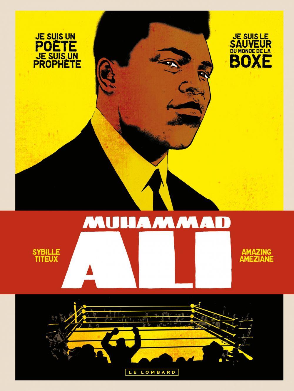 Muhammad Ali | Titeux de La Croix, Sybille (1971-....). Auteur