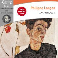 Le lambeau | Lançon, Philippe. Auteur