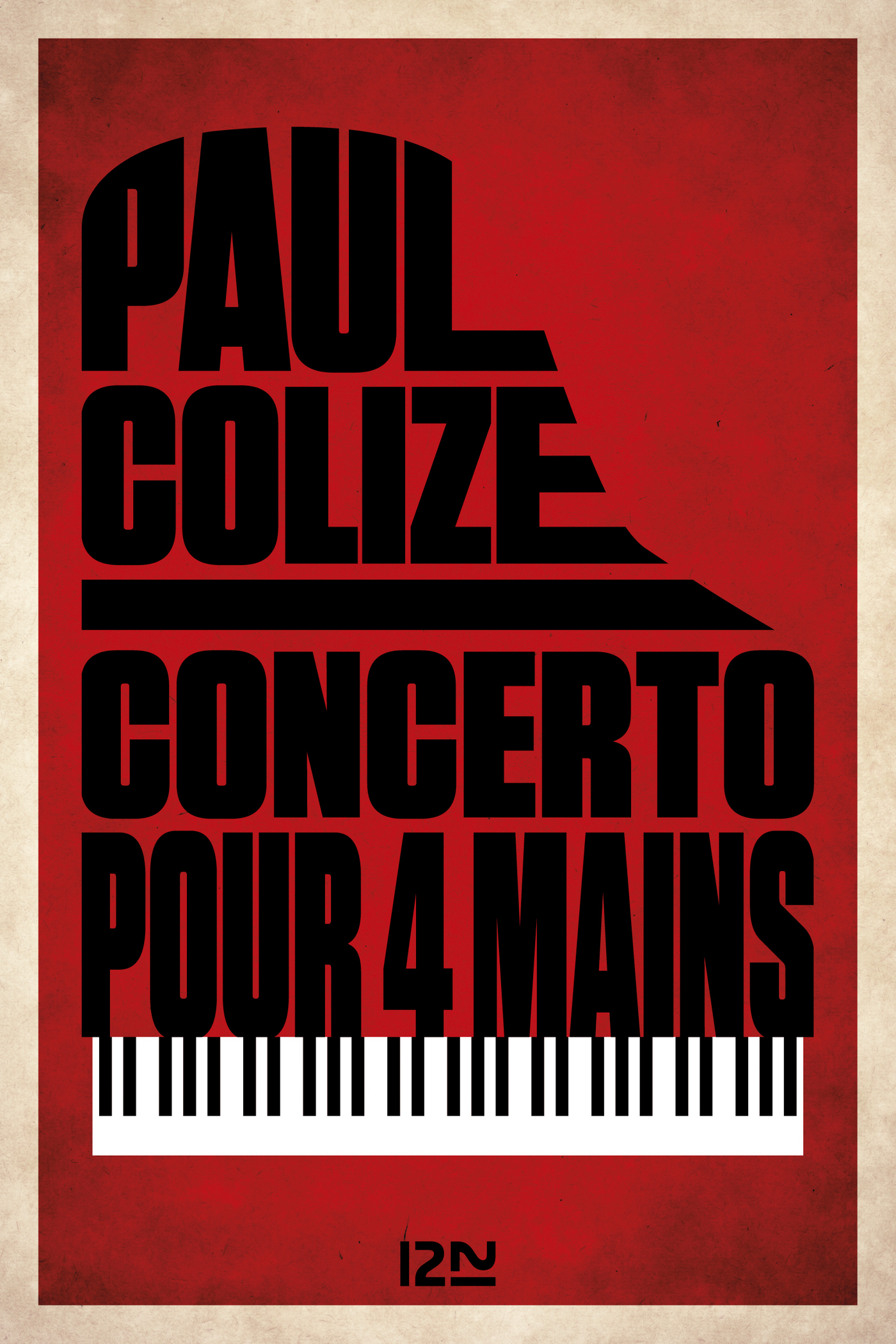 Concerto pour quatre mains | COLIZE, Paul