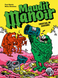 Maudit Manoir (Tome 3) - Co...