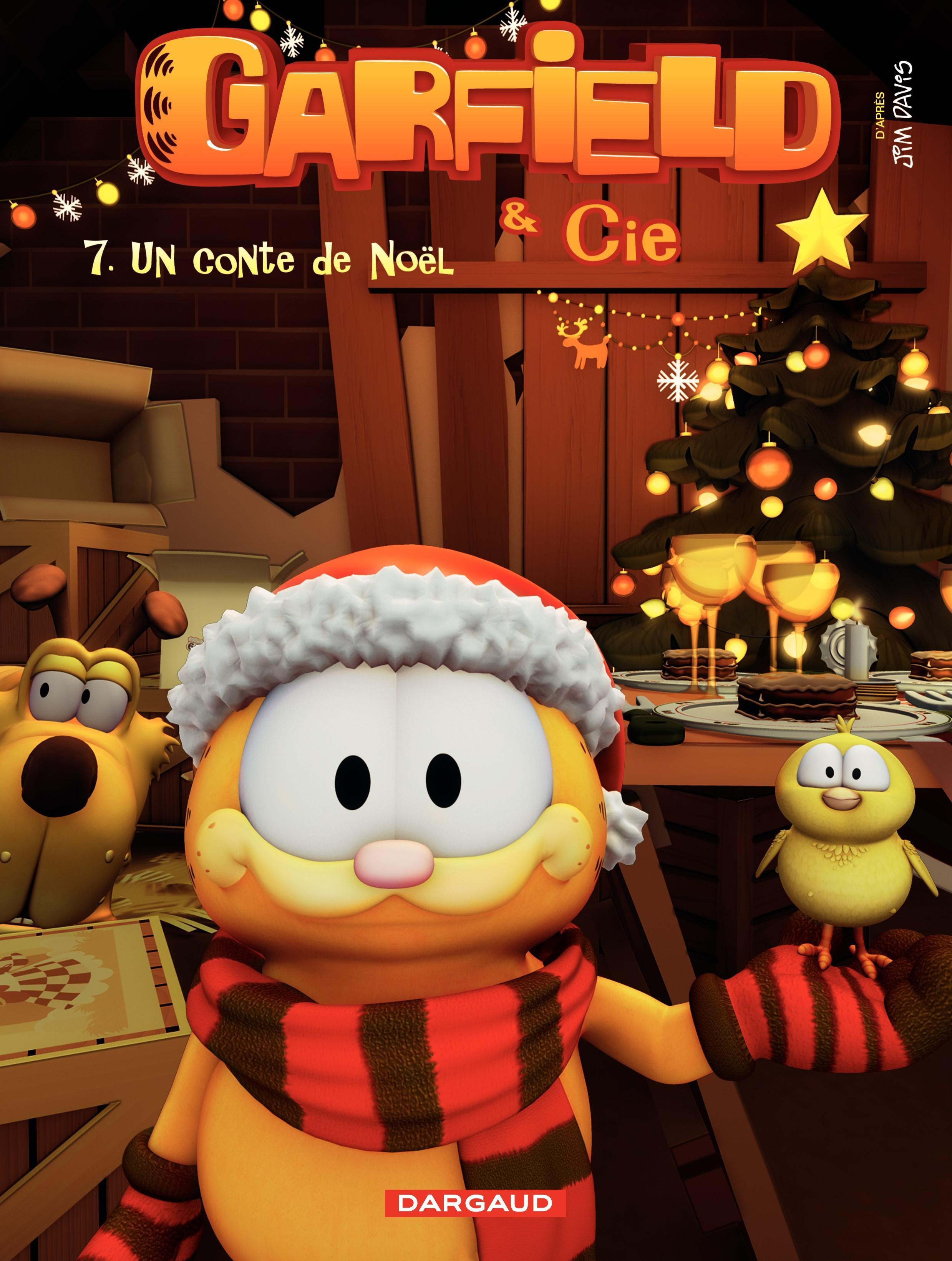 Garfield et Cie - Tome 7 - Un conte de Noël (7)