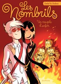 Image de couverture (Les Nombrils - Tome 5 - Un couple d'enfer)