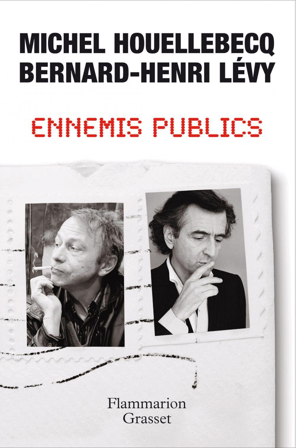 Ennemis publics | Houellebecq, Michel (1956-....). Auteur