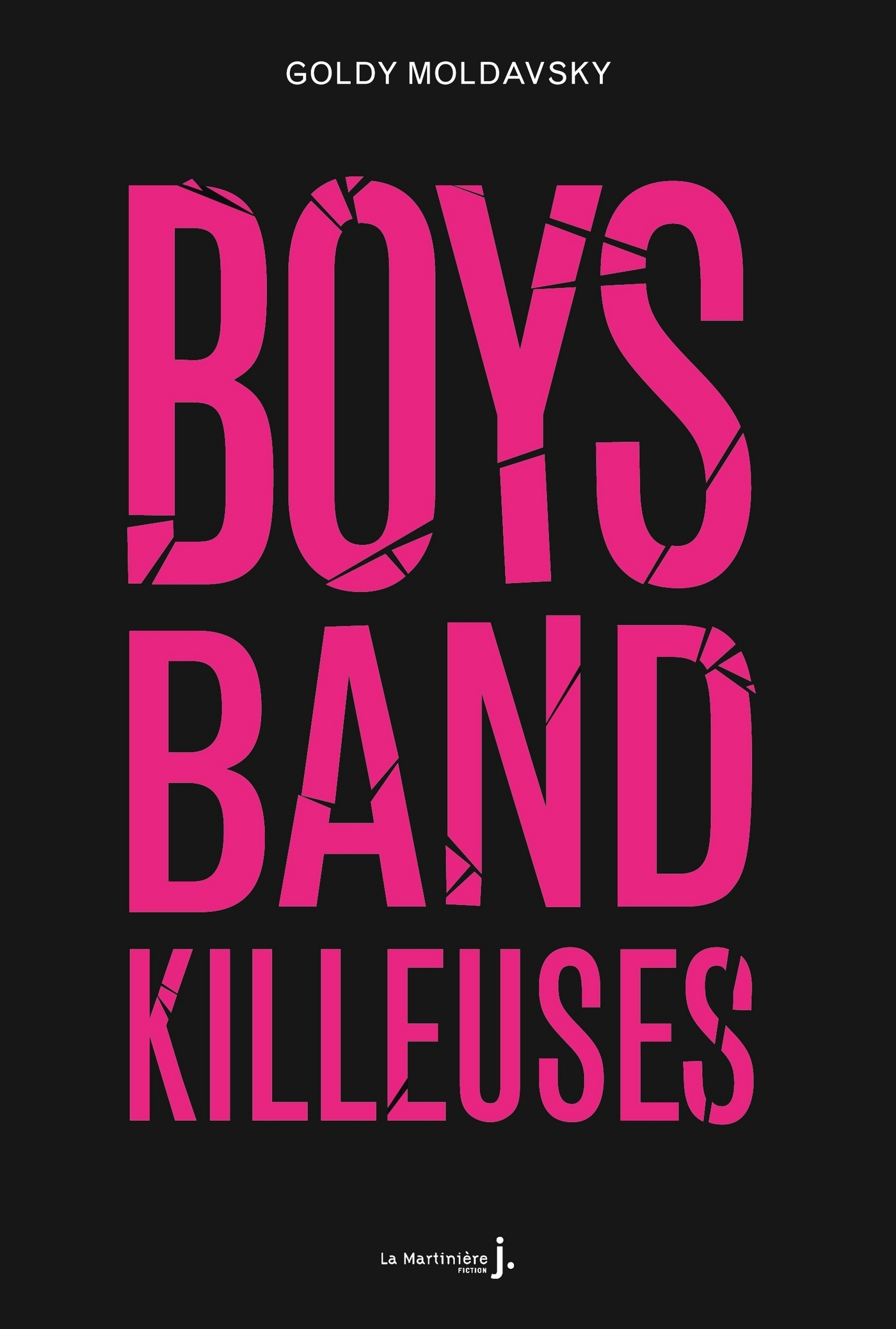 Boys band killeuses | Moldavsky, Goldy