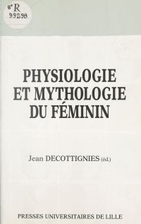 Physiologie et mythologie d...