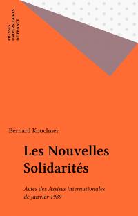 Les Nouvelles Solidarités