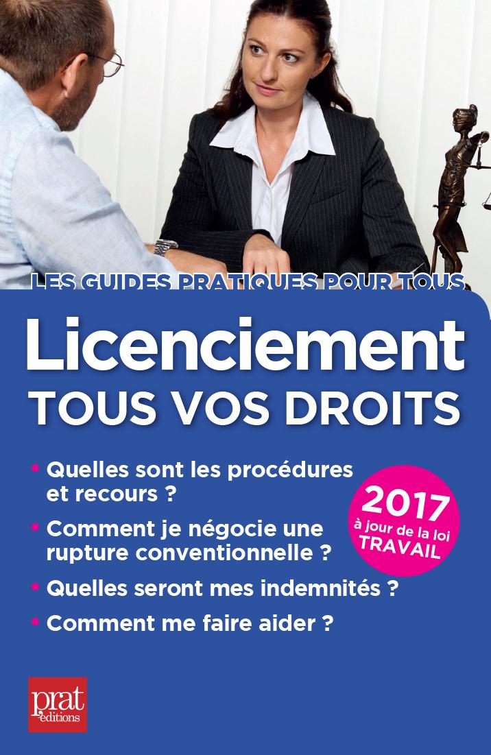Licenciement 2017