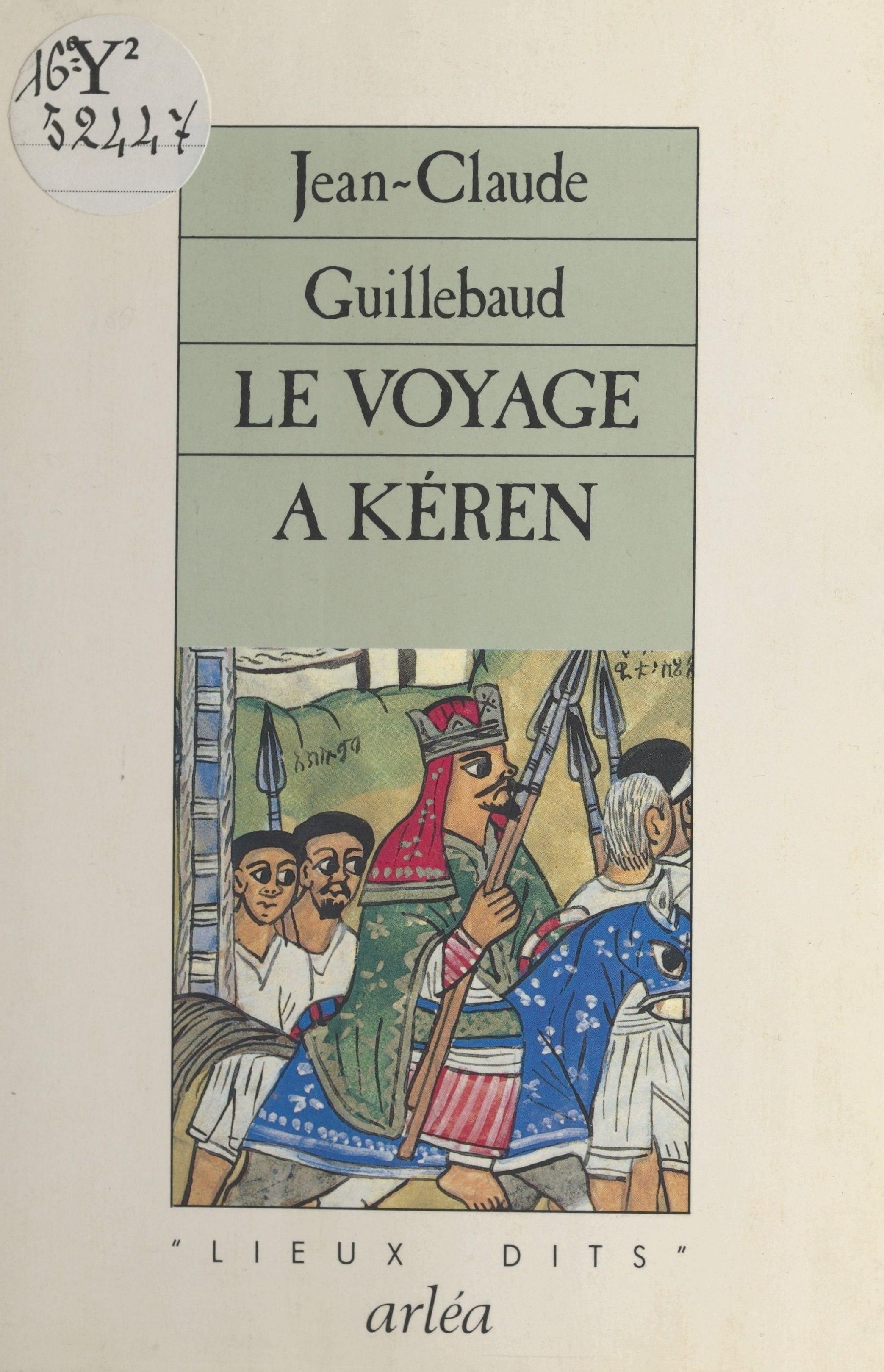 Le Voyage à Kéren