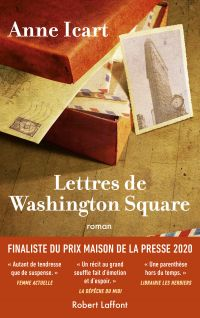 Cover image (Lettres de Washington Square)