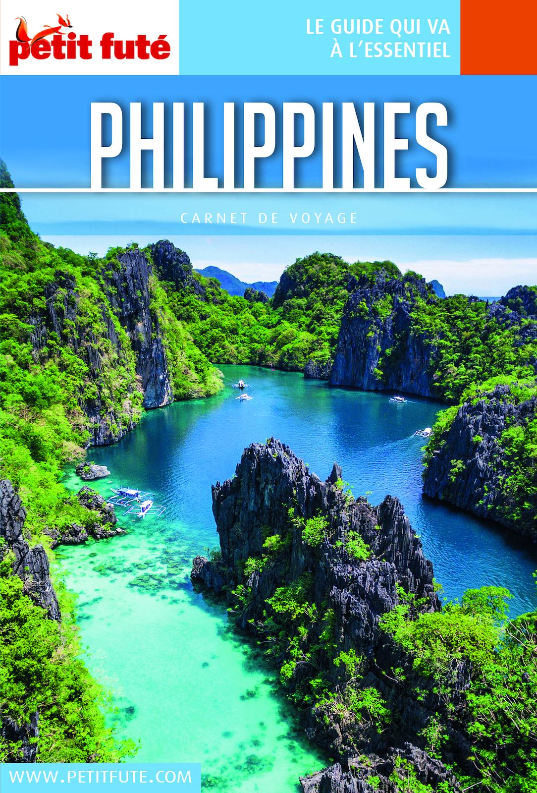 PHILIPPINES 2018 Carnet Petit Futé