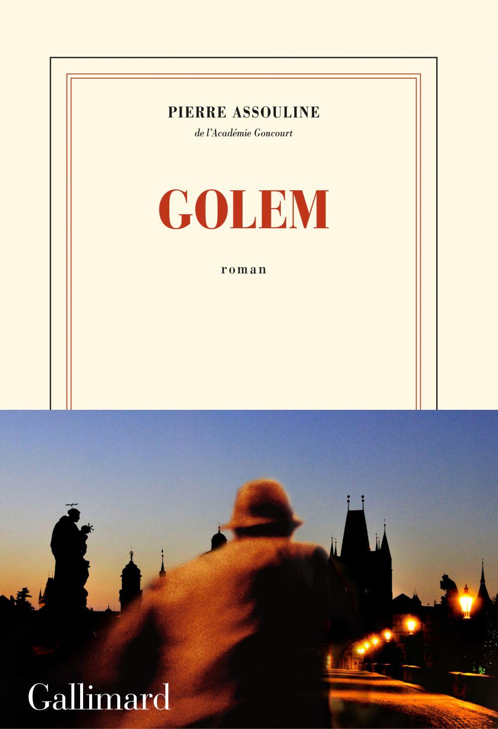 Golem | Assouline, Pierre. Auteur