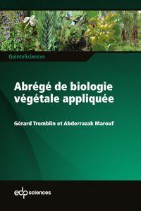 Abrégé de biologie végétale...