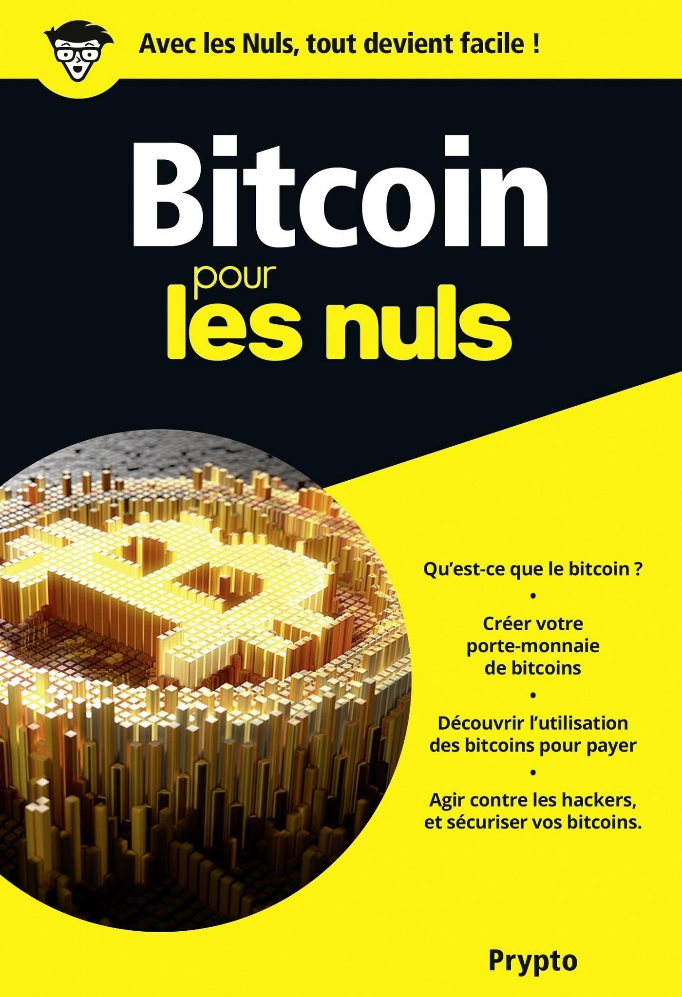 Bitcoin pour les Nuls poche