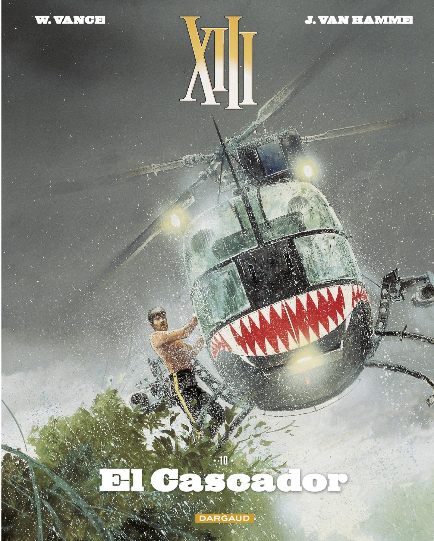 XIII  - tome 10 - El Cascador