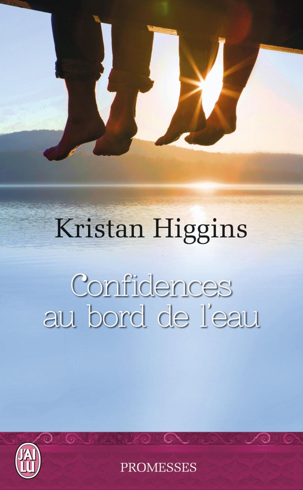 Confidences au bord de l'eau