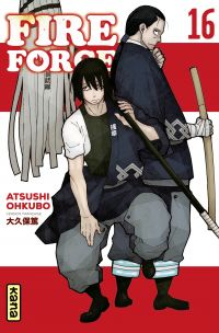 Fire Force, tome 16
