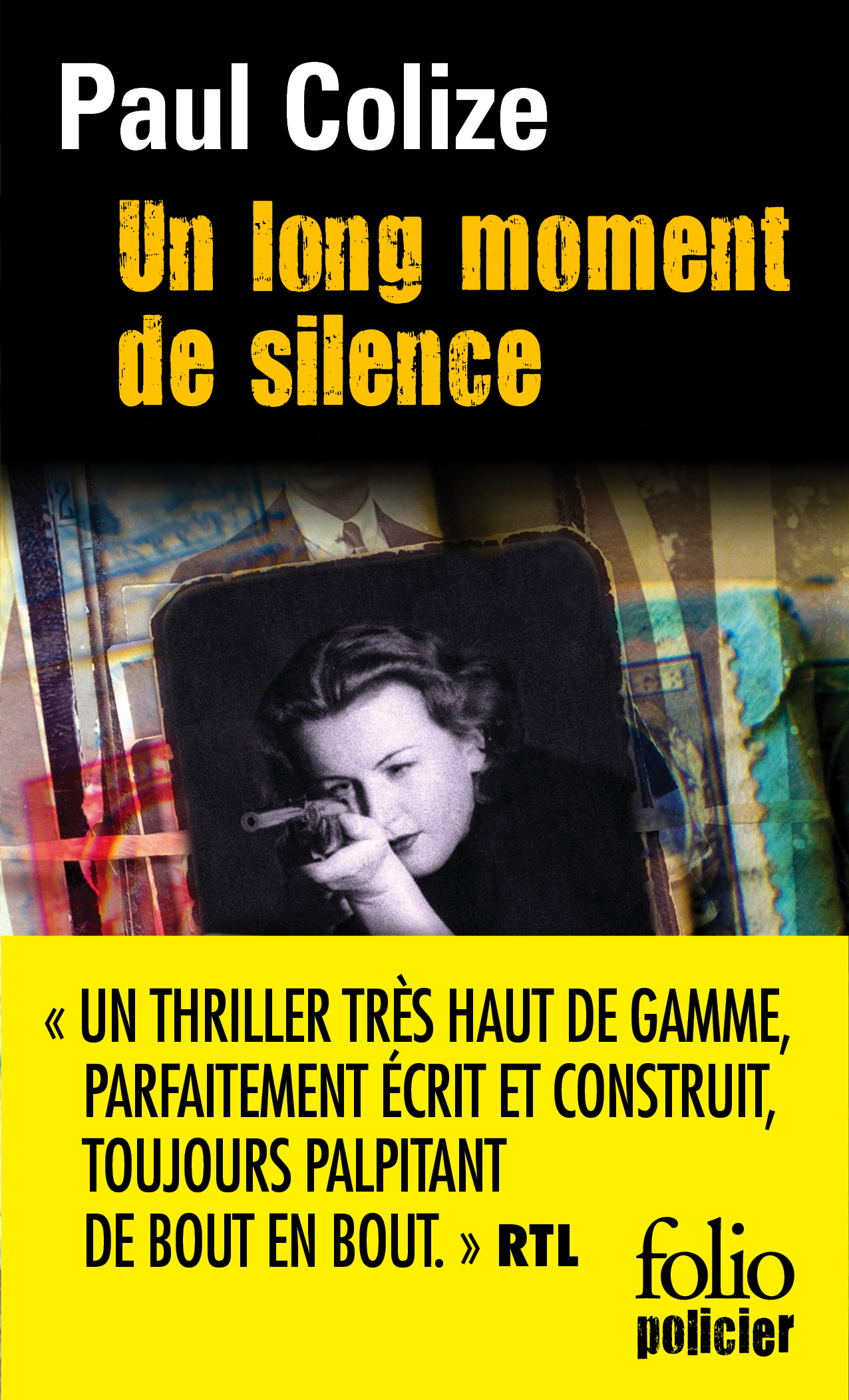 Un long moment de silence | Colize, Paul