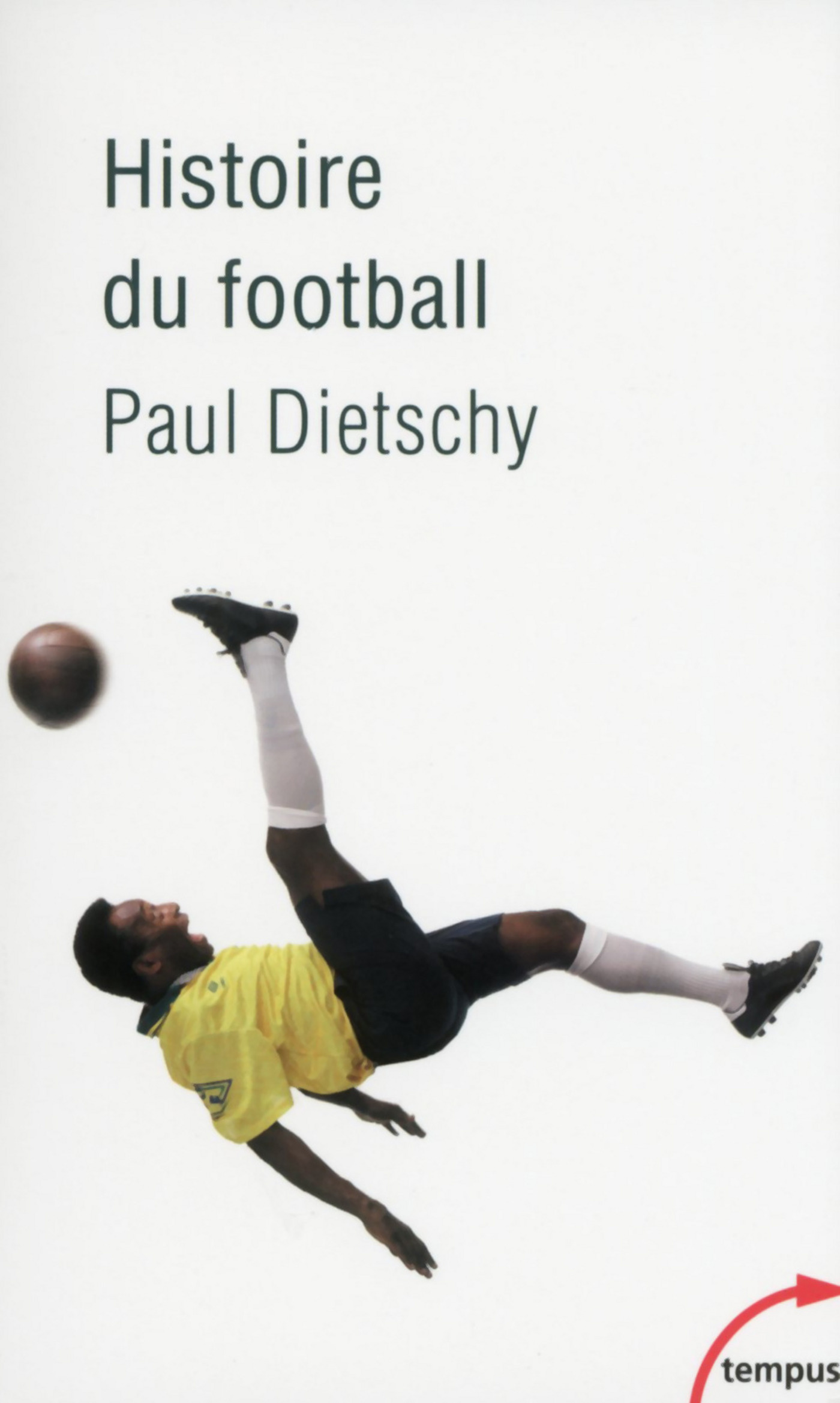 Histoire du football | DIETSCHY, Paul