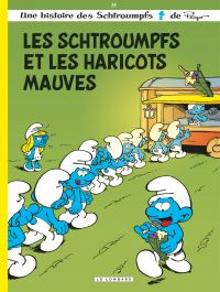 Les Schtroumpfs Lombard - Tome 35 - Les Schtroumpfs et les haricots mauves | Thierry Culliford, . Auteur