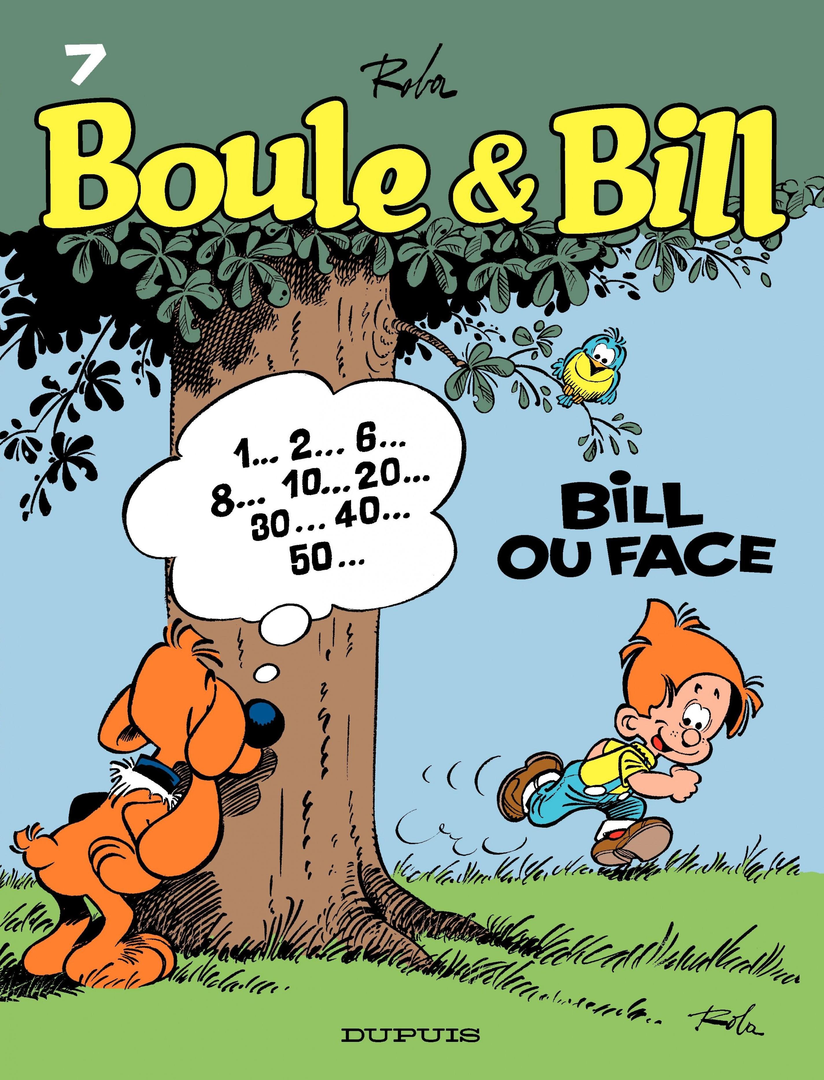 Boule et Bill - Tome 7 - Bill ou face | Jean Roba,