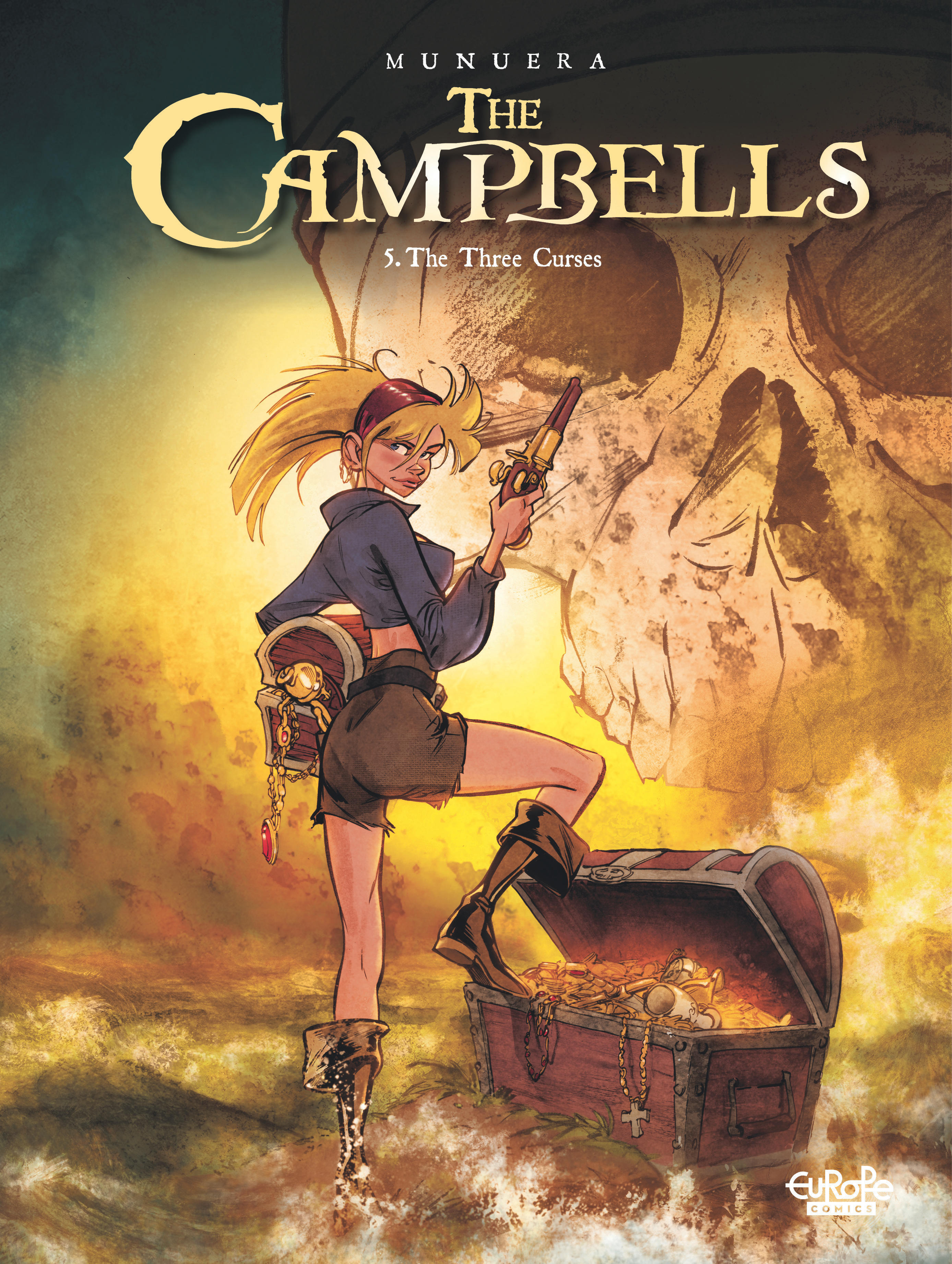 The Campbells - Volume 5