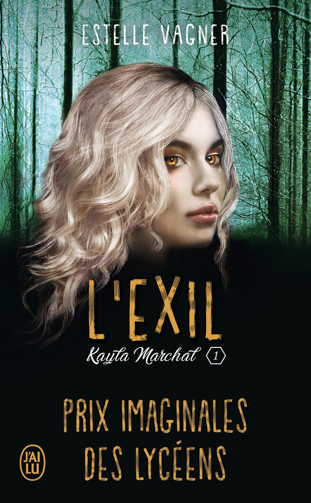 Kayla Marchal (Tome 1) - L'...