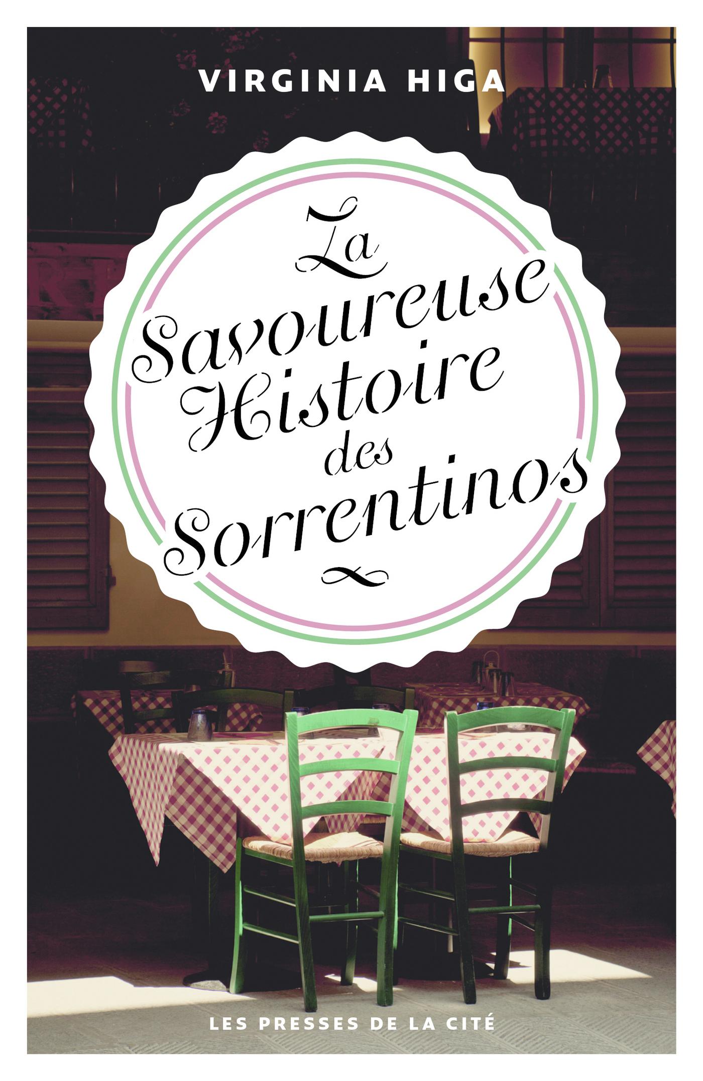 """Afficher """"La Savoureuse Histoire des sorrentinos"""""""