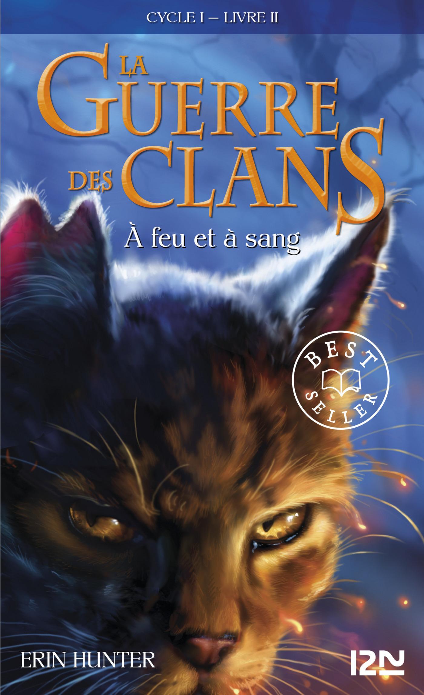 La guerre des clans tome 2 | POURNIN, Cécile