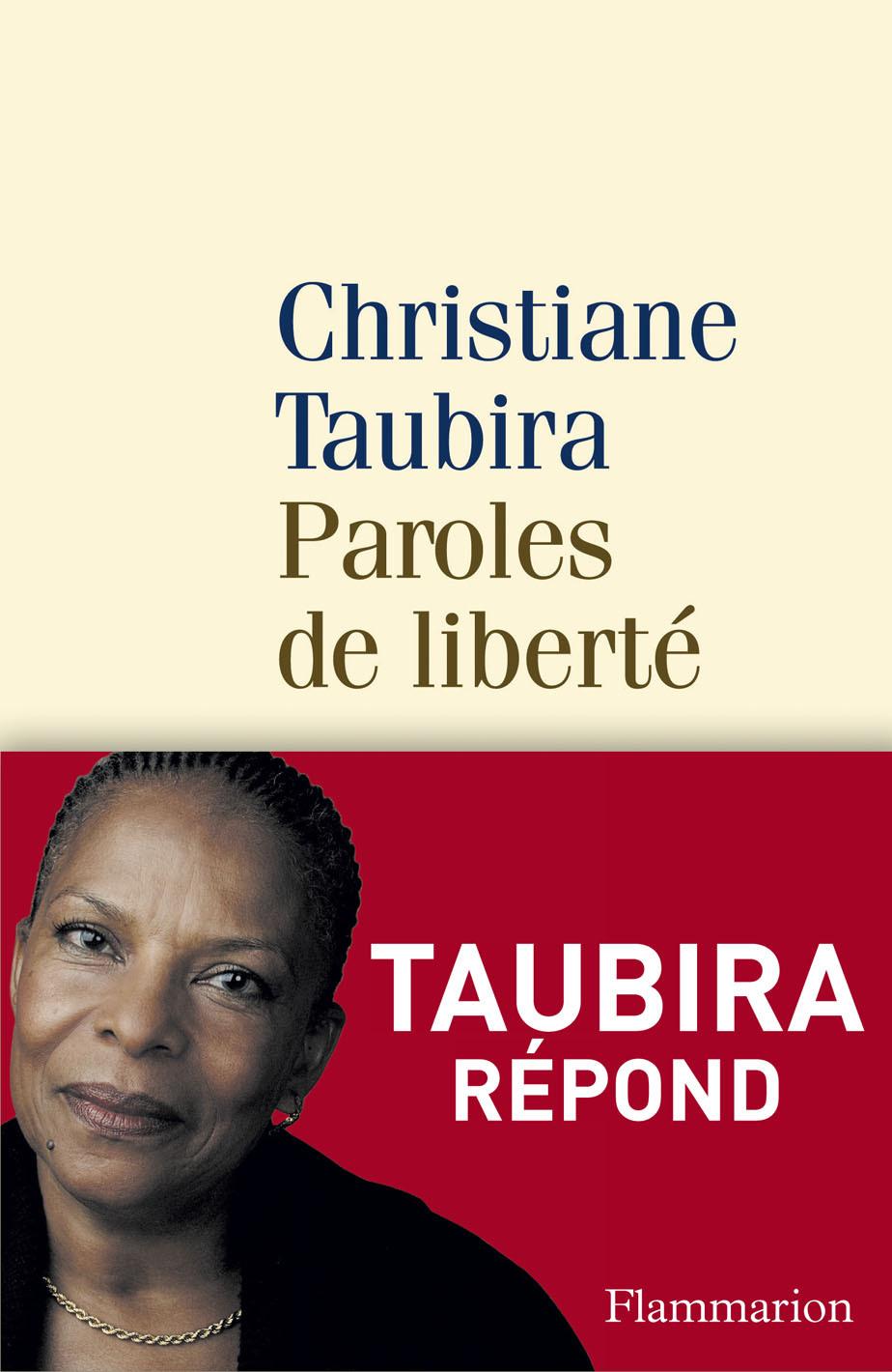Paroles de liberté | Taubira, Christiane