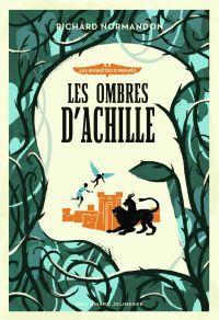 Image de couverture (Les enquêtes d'Hermès (Tome 4) - Les ombres d'Achille)