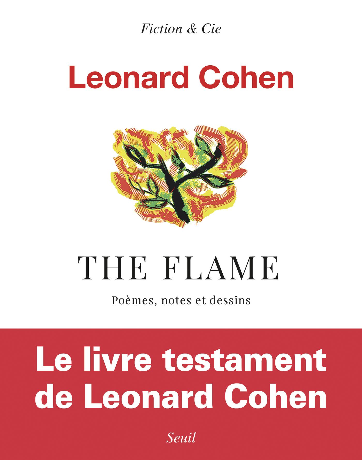 The Flame - Poèmes, notes et dessins