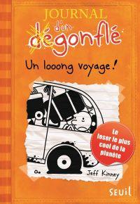 Un looong voyage. Journal d'un dégonflé, tome 9 | Kinney, Jeff