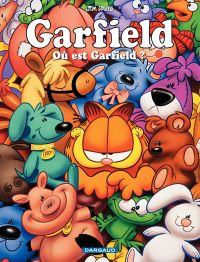 Garfield - tome 45 - Où est Garfield ?
