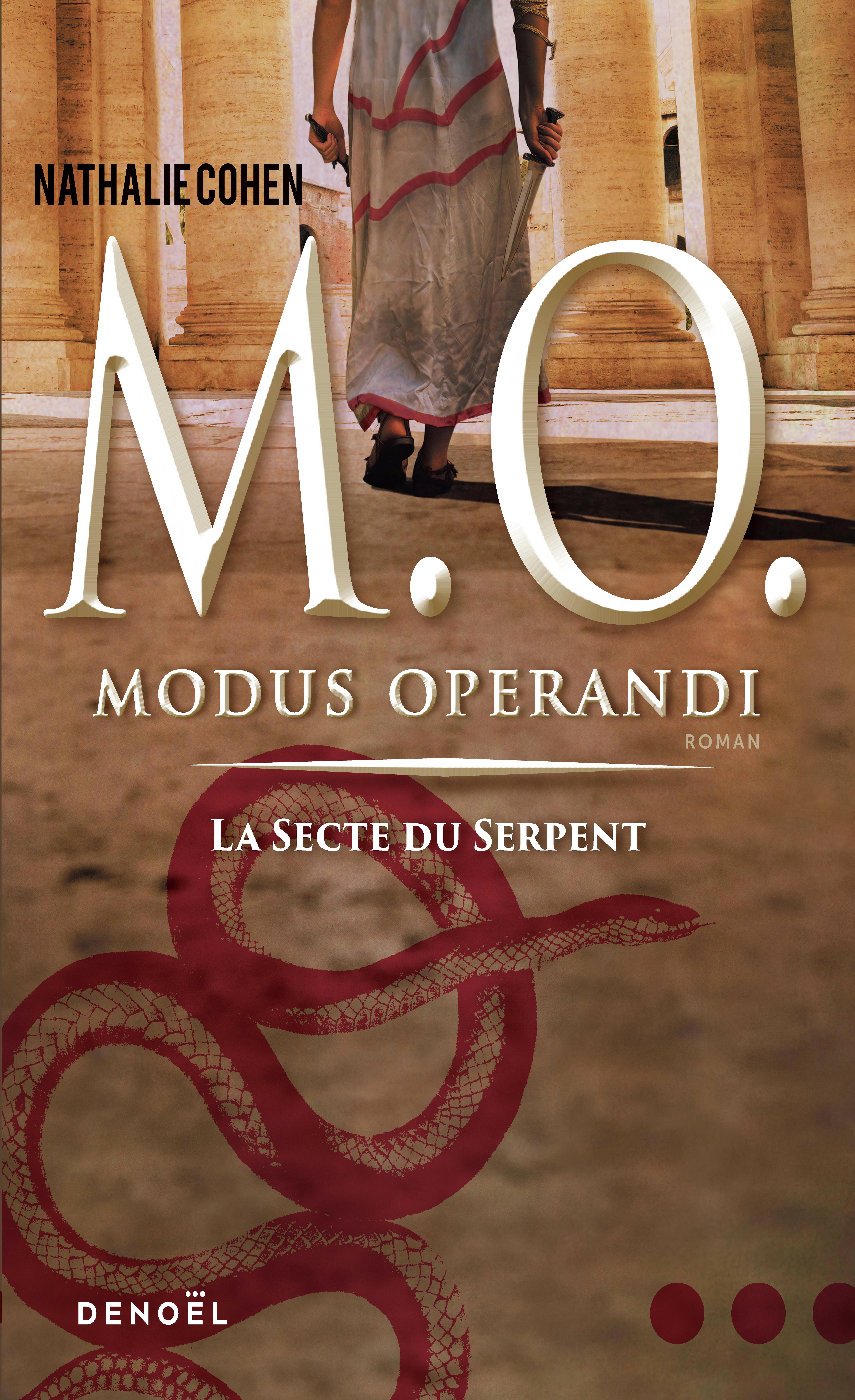 Modus operandi. La secte du Serpent | Cohen, Nathalie