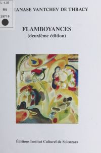 Flamboyances Éd. Institut c...