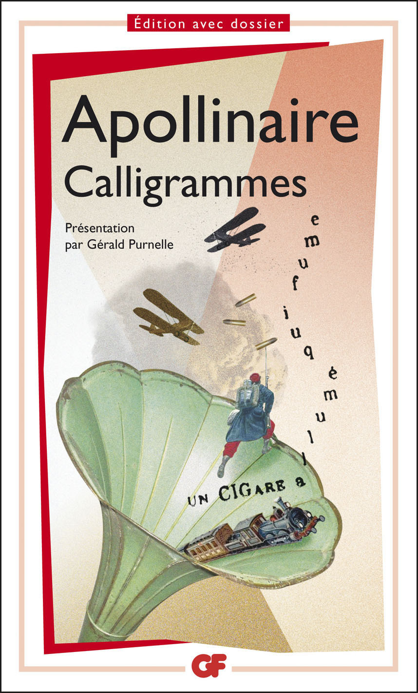 Calligrammes | Apollinaire, Guillaume