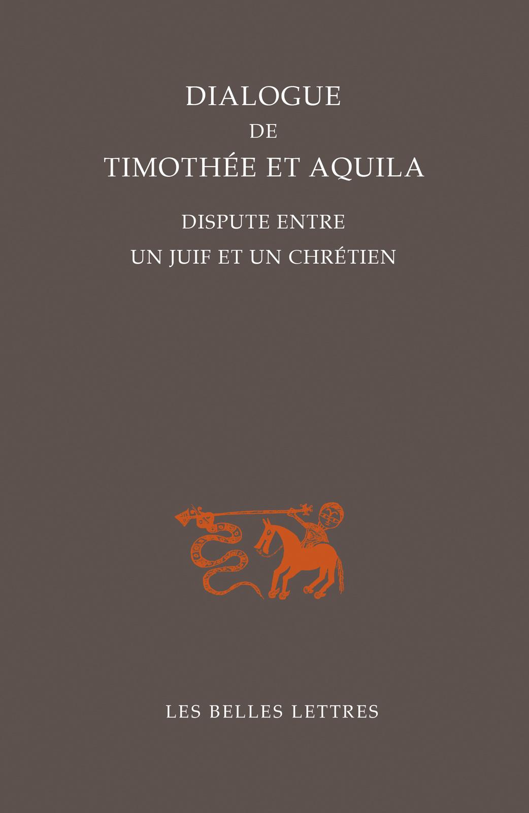 Dialogue de Timothée et Aquila