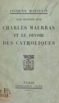 Une opinion sur Charles Mau...