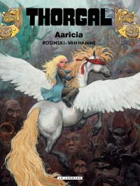 Thorgal. Volume 14, Aaricia