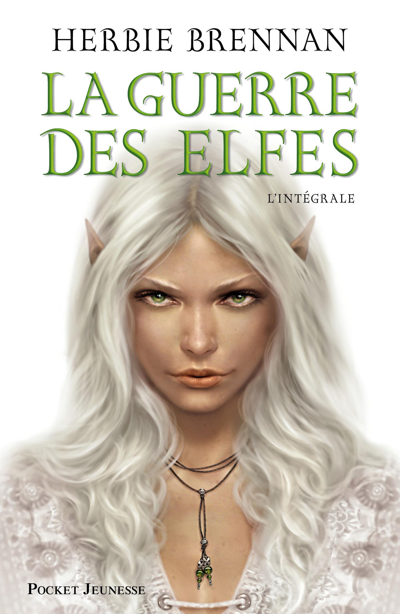La guerre des elfes tomes 1 à 4   BRENNAN, Herbie