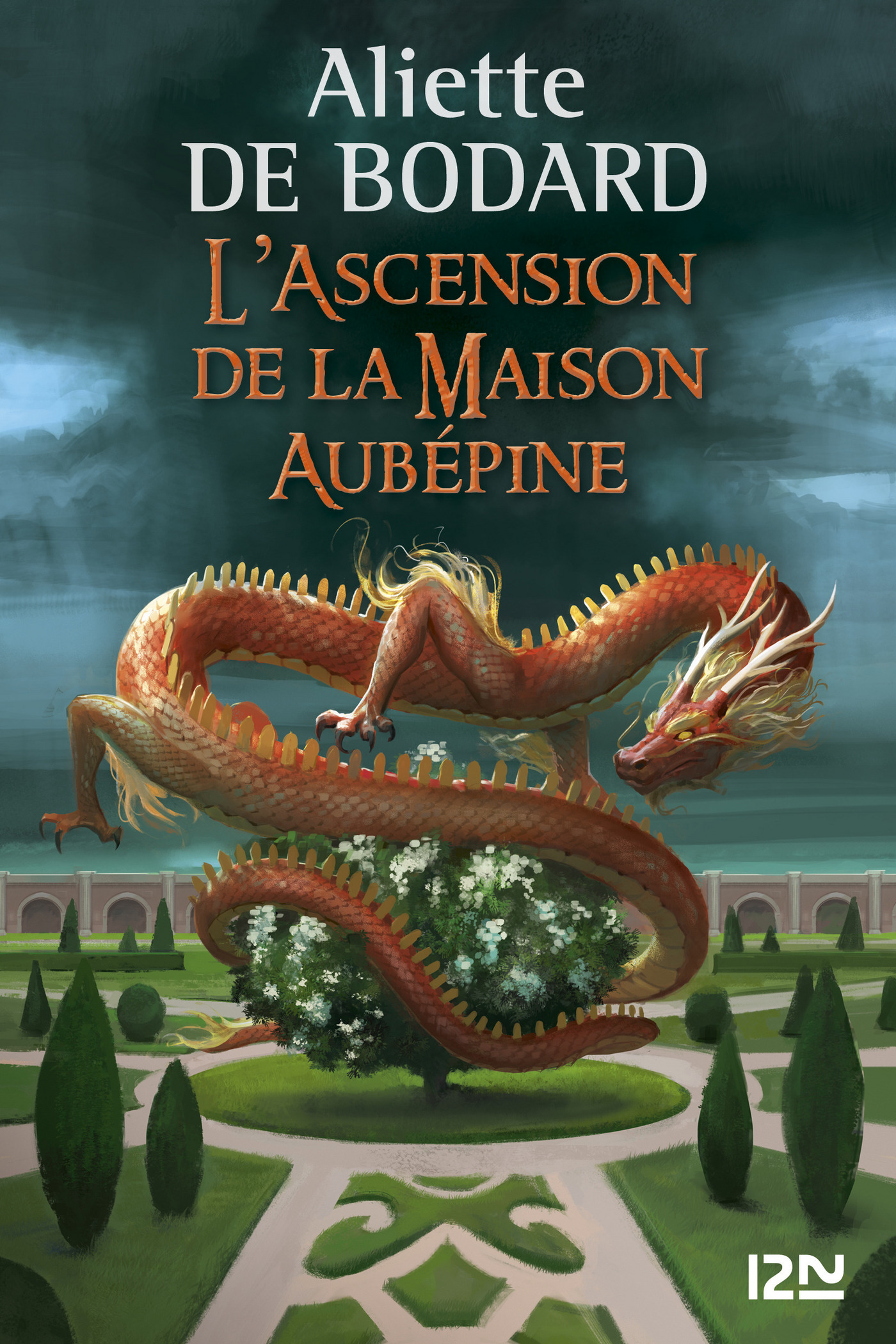 L'Ascension de la Maison Aubépine