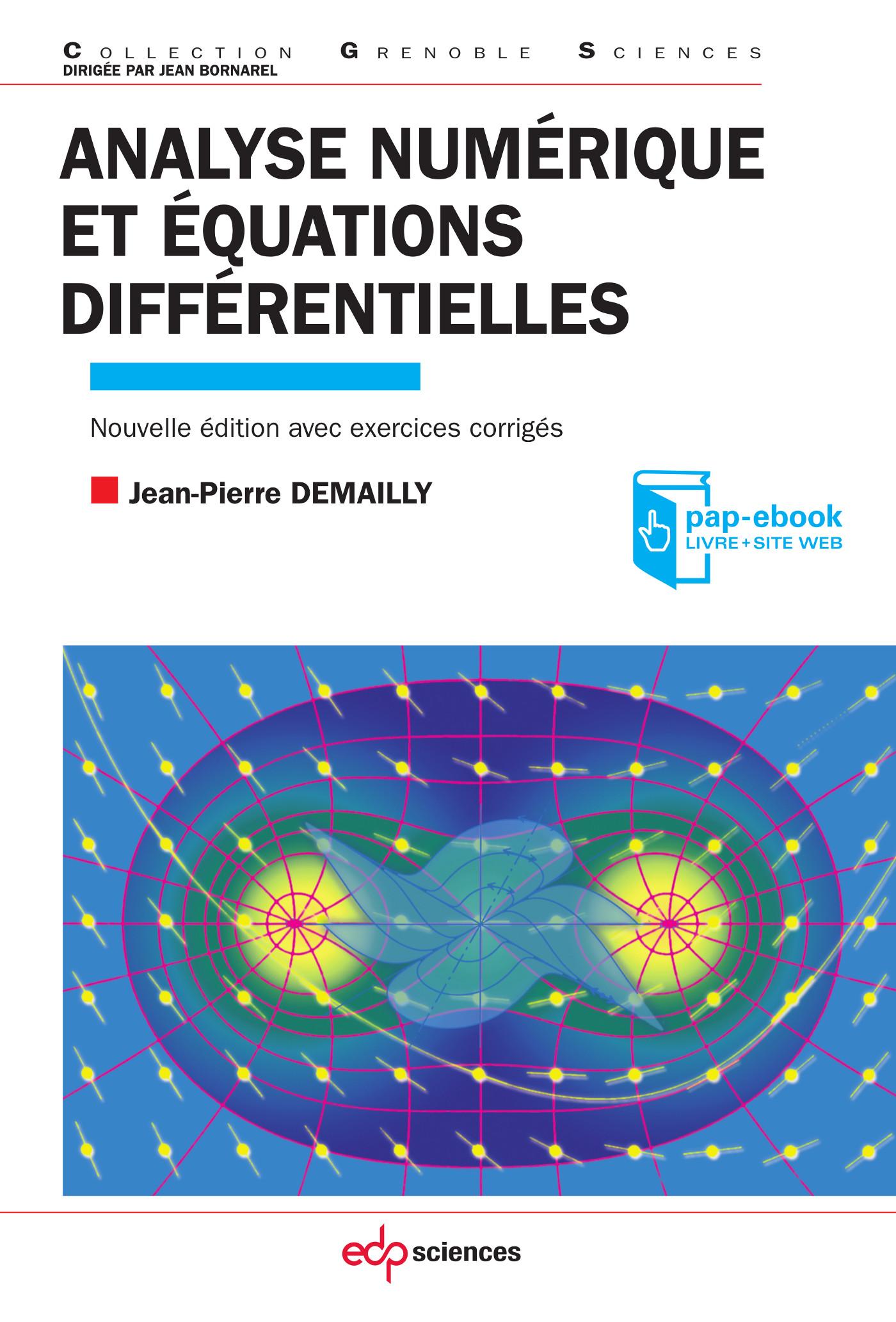 Analyse numérique et équations différentielles - 4ème Ed