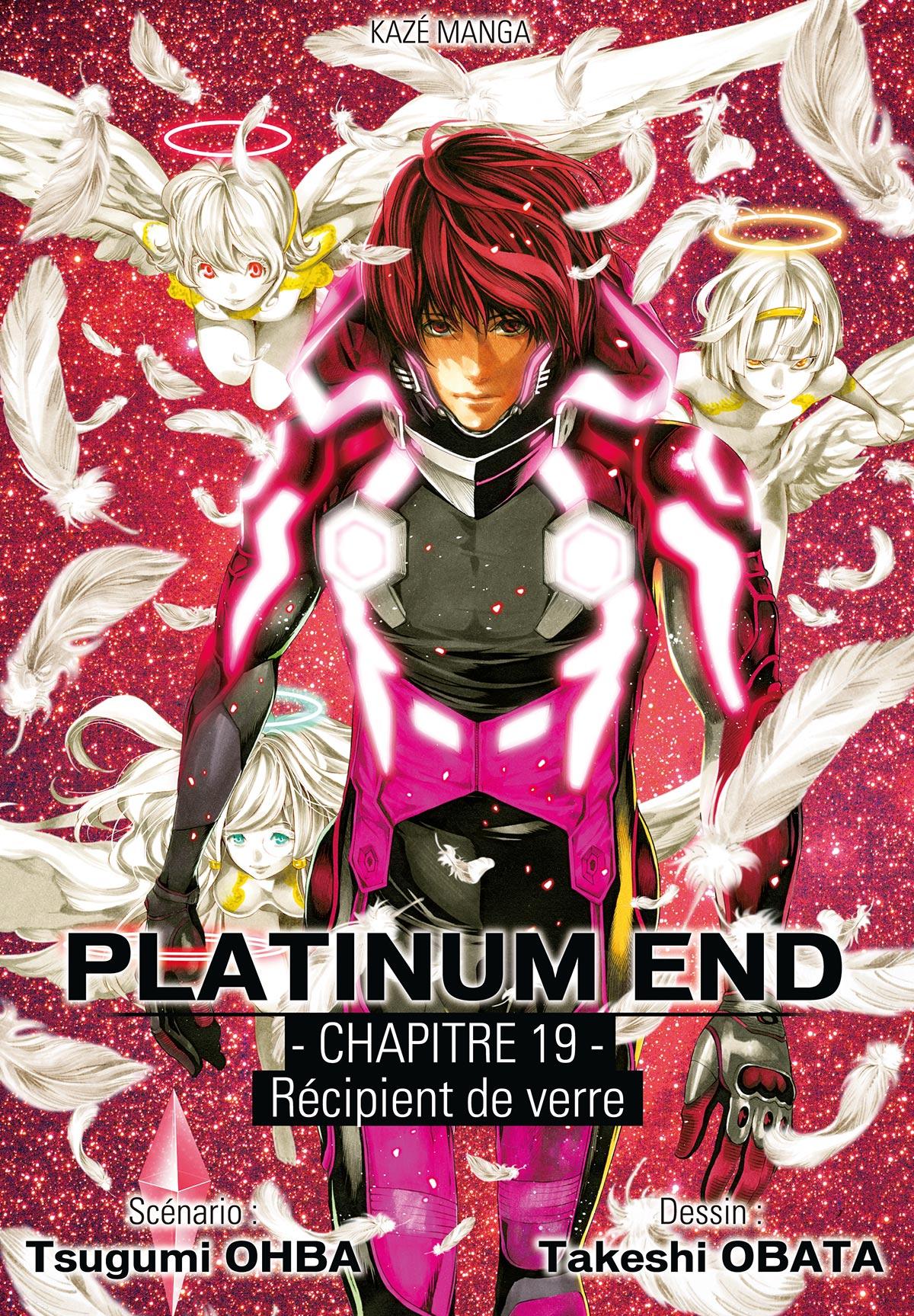 Platinum End - Chapitre 19