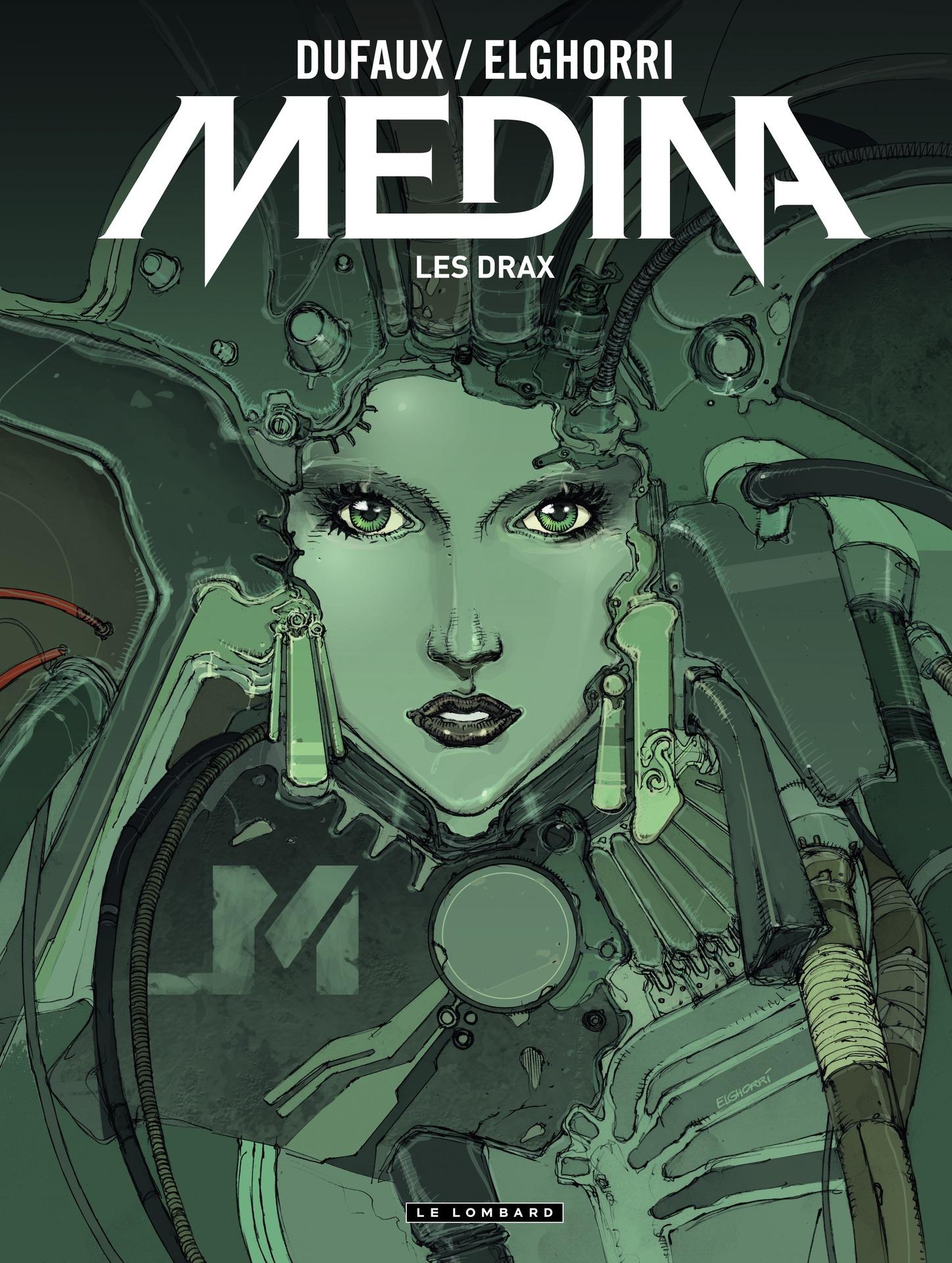 Medina - Tome 1 - Les Drax