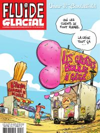 Magazine Fluide Glacial n°518