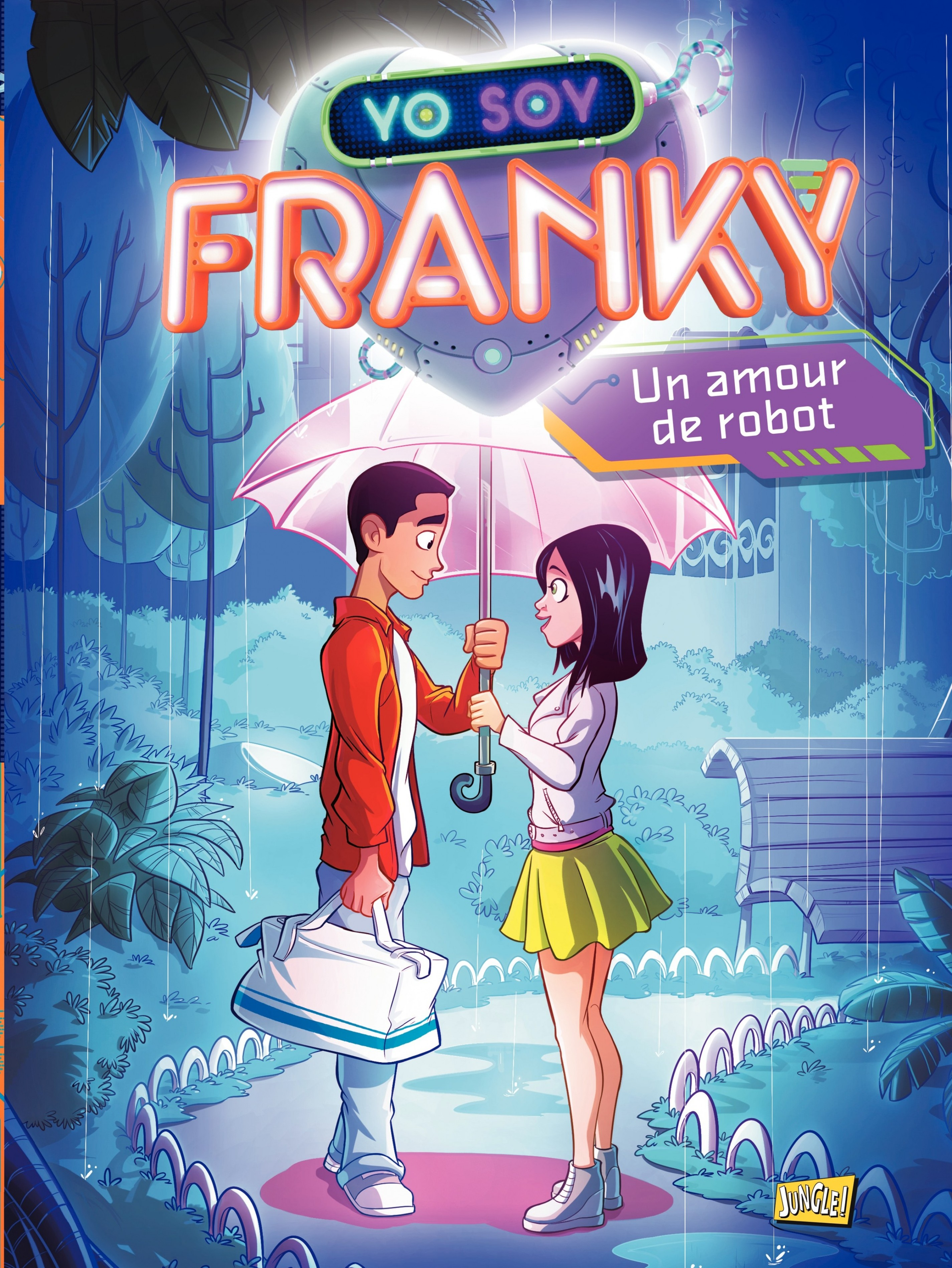 Franky - Tome 1 - Un amour ...