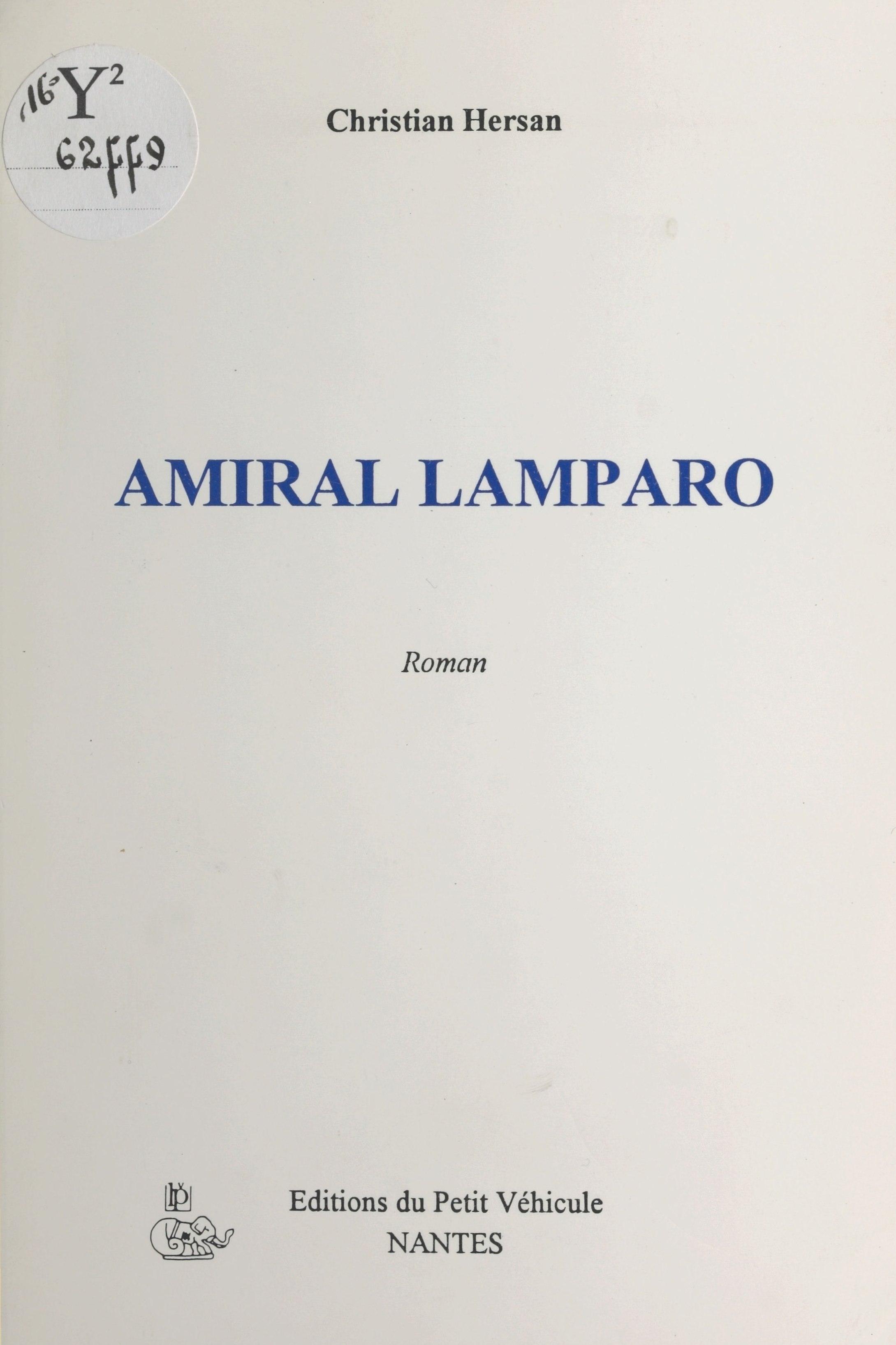 Amiral Lamparo