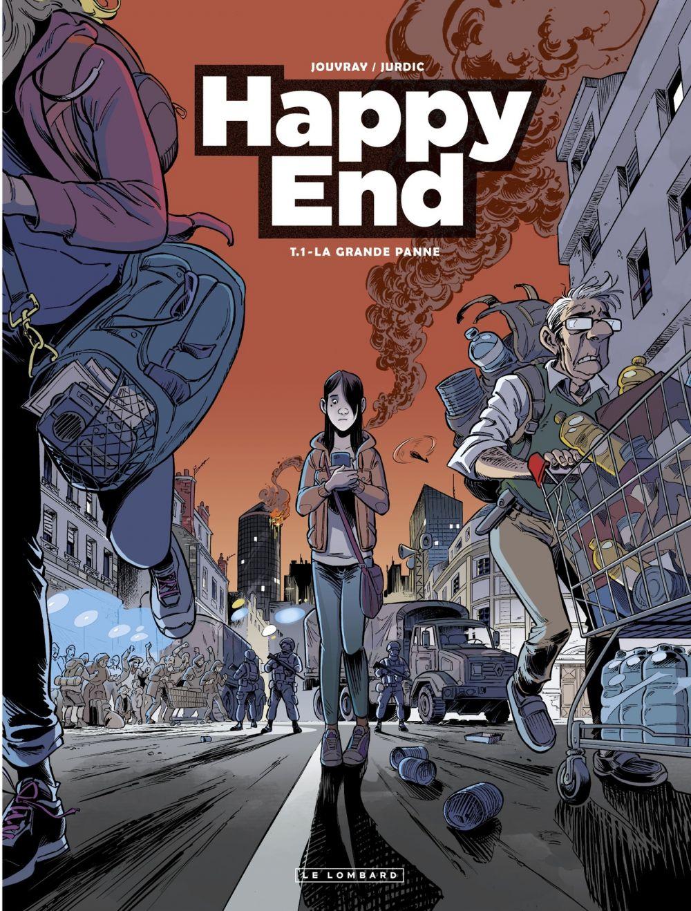 Happy End - Tome 1 - La Grand panne  
